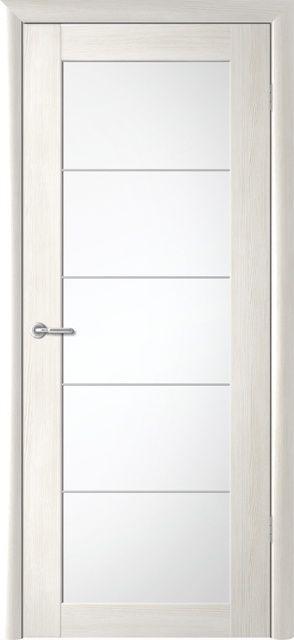 Дверь Сан Ремо 5 триплекс белый