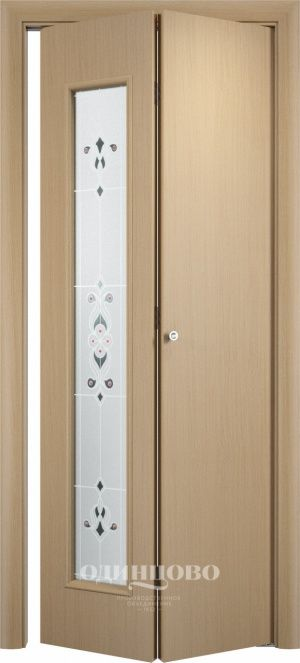 Дверь книжка С-21 Барокко + ДПГ