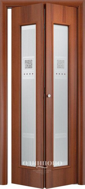 Дверь книжка С-21 Модерн