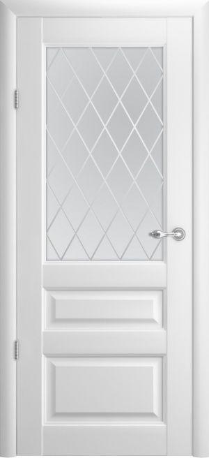 Дверь Эрмитаж-2 стекло Ромб