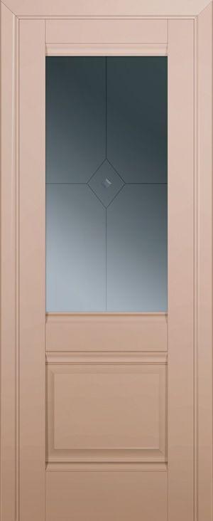 Дверь 2U Узор графит