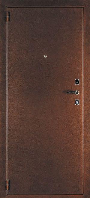 Входная дверь Стандарт мет/мет