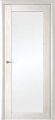 Дверь Сан Ремо 5 триплекс белый без молдинга