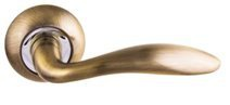 Дверная ручка FUARO 57 бронза