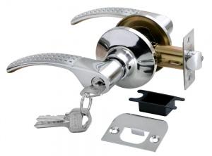Ручка защелка HK-04 L ключ-фиксатор