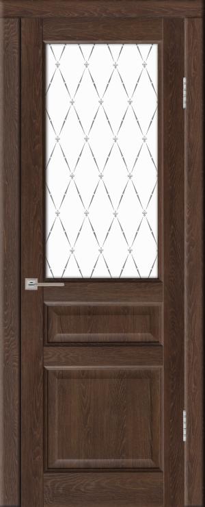 Дверь SE5 Соната ст.гравировка