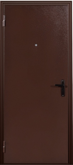 Входная дверь Мегастрой миланский орех