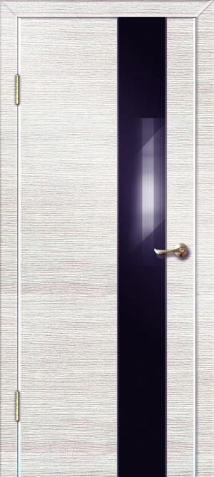 Дверь ДГ-504 алюм.кромка