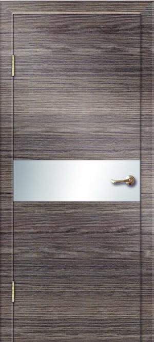 Дверь ДО-501 алюм.кромка