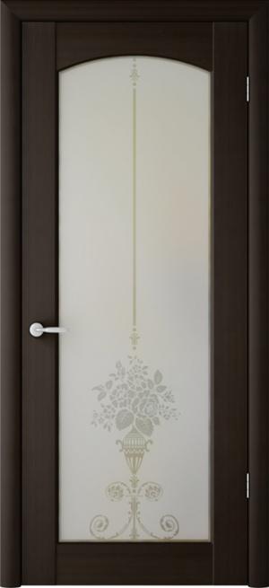 Дверь Верона триплекс белый