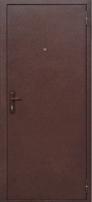 Входная дверь СтройГост 5-1 дуб золотистый