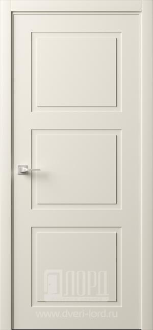 Дверь Италия 2 глухая эмаль