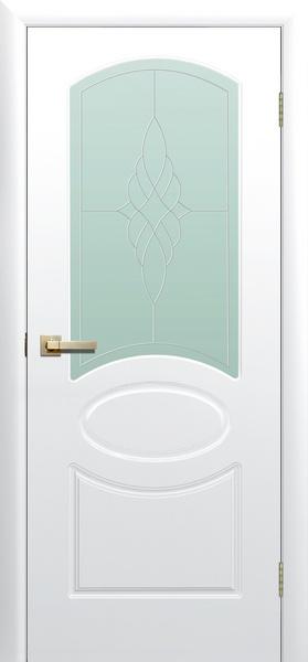 Дверь Соната ДО гравировка