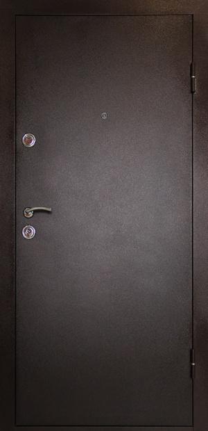 Входная дверь  Фаворит беленыйдуб классика