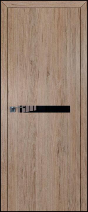 Дверь 2.02XN ст. черный лак