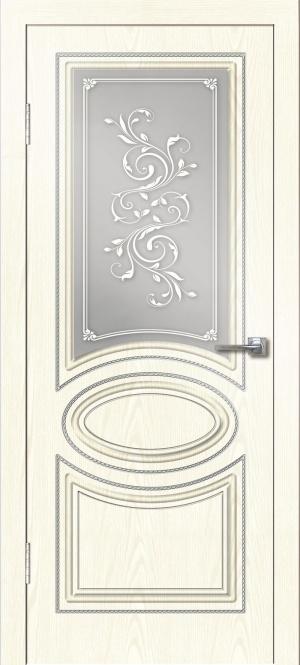 Дверь Элен ДО патина