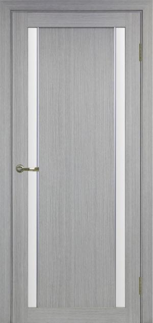 Дверь 522.212 АПС мат.хром ст. сатин
