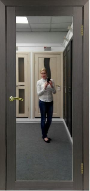 Дверь 501.1 зеркало с 1 стороны