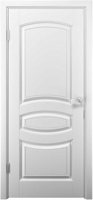 Дверь Аделия ДГ эмаль белая