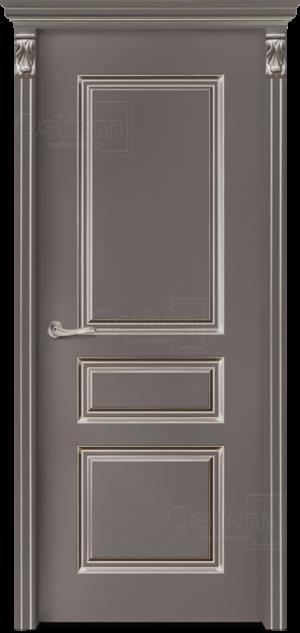 Дверь Леон ДГ патина