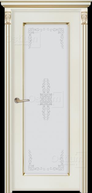 Дверь Люсьен ДО патина