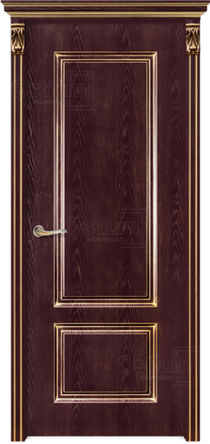 Дверь Базиль ДГ патина