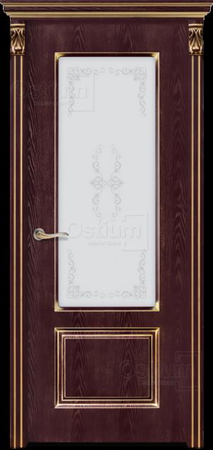 Дверь Базиль ДО патина