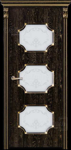 Дверь Мари ДО патина