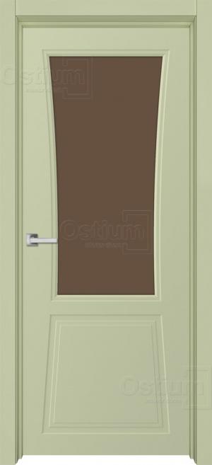 Дверь Наварро 21 ДО ст. бронза