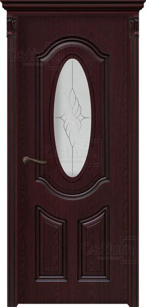 Дверь Верона ДО ст. белое