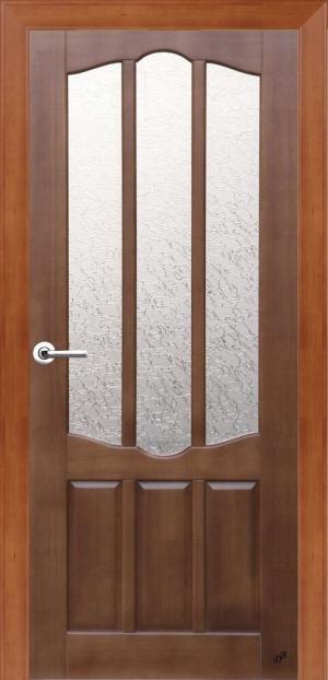 Дверь массив Натурель ДО