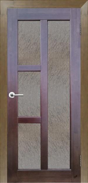 Дверь массив Модерн ДО №2