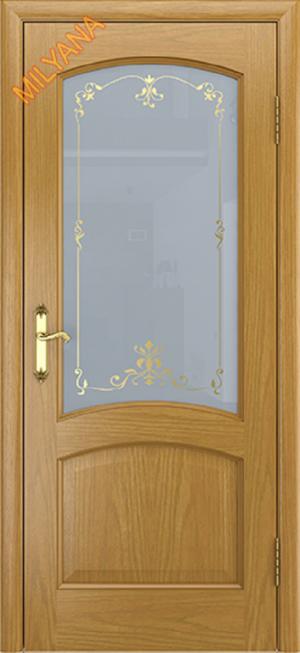 Дверь Фиона-К ст. Ребека золото шелк