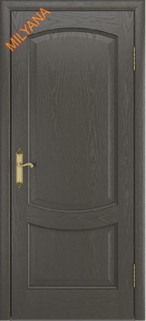 Дверь Эрнеста-К глухая