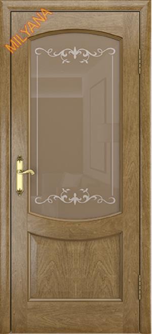 Дверь Эрнеста-К ст. Ровена бронза