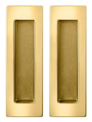 Ручка для раздвижных дверей SH010 URB GOLD-24 Золото 24К