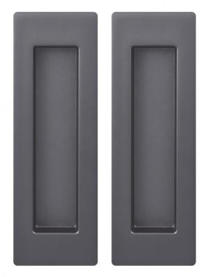 Ручка для раздвижных дверей SH010 URB вороненый никель