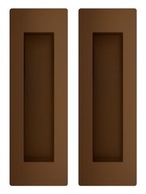 Ручка для раздвижных дверей SH010 URB коричневая бронза