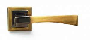 Дверные ручки BUSSARE STRICTO A-16-30 черный кофе/мокка