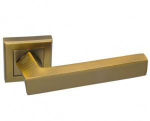 Дверная ручка ADDEN BAU VIRATA Q306 матовый кофе с подсветкой