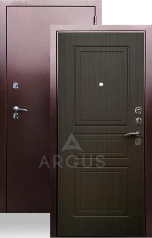 Входная дверь ДА Гранд венге