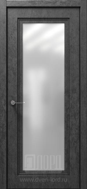 Дверь Монте 4-2 ст. сатинат матовый