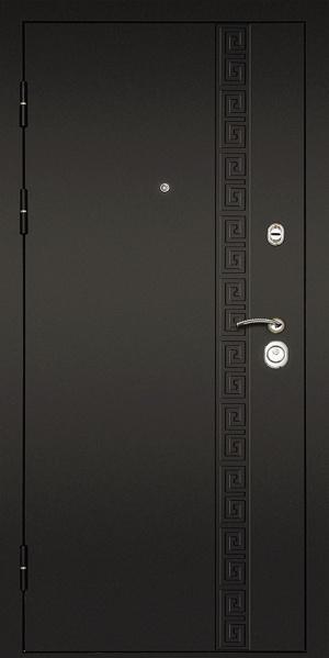 Входная дверь Сити 1 3K венге