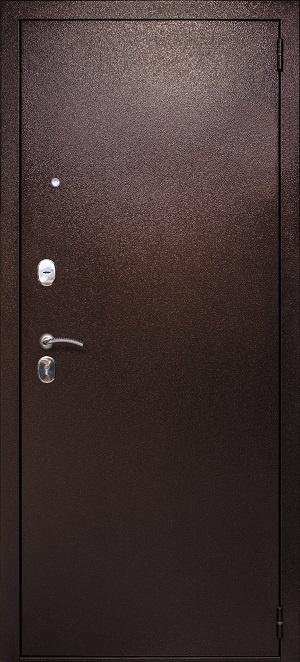Входная дверь  Страж 2К зеркало Ольга