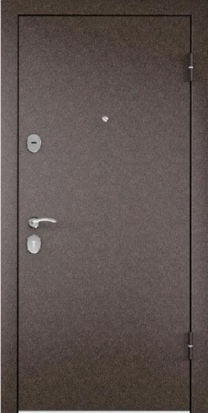 Входная дверь  Страж 2К Стартер Ларче шоколад