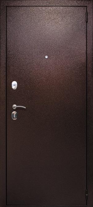Входная дверь 2К Сталь металл/металл