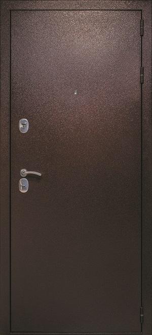 Входная дверь 3К Сталь металл/металл