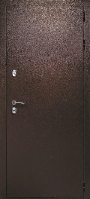 Входная дверь 3К Тепло с ТЕРМОРАЗРЫВОМ улица