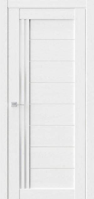 Дверь Триумф RE58 дуб винта ст. белое сатин