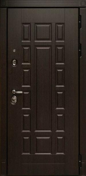 Сейф-дверь МД -38 с зеркалом